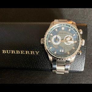 Burberry Gents Swiss Quartz Chrono Watch